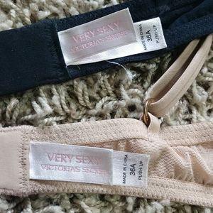 Victoria's Secret Intimates & Sleepwear - Victoria's Secret Very Sexy Pushup Bundle